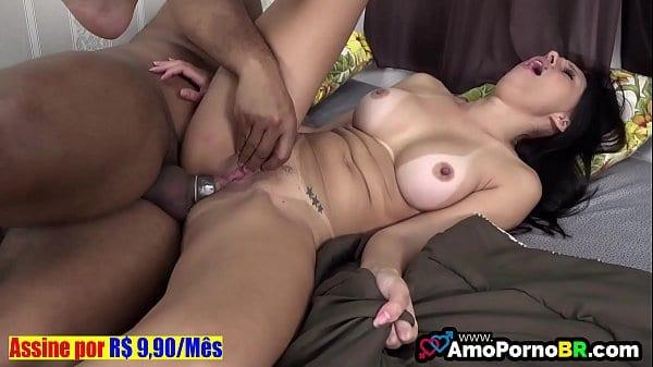 Porno carioca anal com esposa peituda